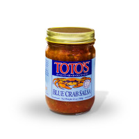 Blue Crab Salsa